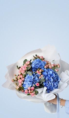 خرید گل برای تولد - خرید اینترنتی گل